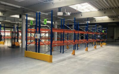 Opening of new warehouses in Serbia and Hungary